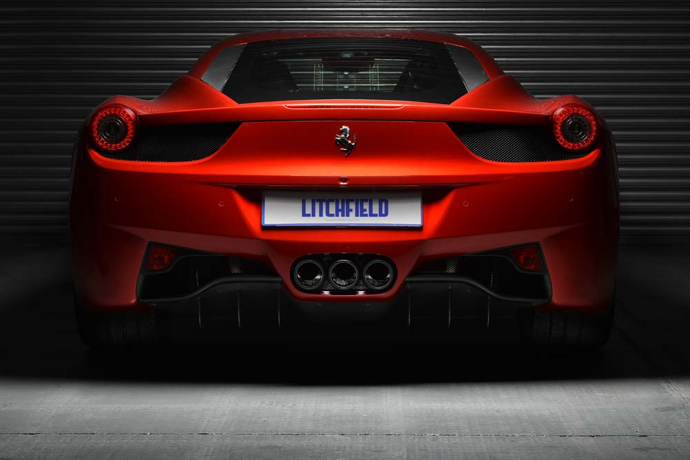 Ferrari 458 Performance Package