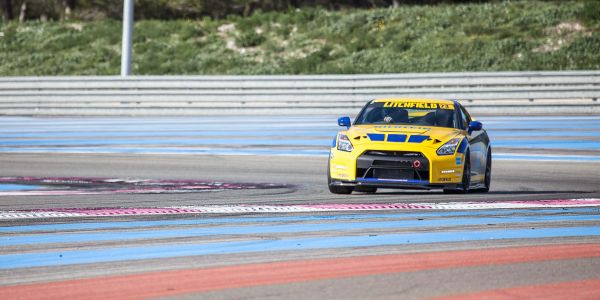 GTR ECU tuning at Paul Ricard Circuit 3