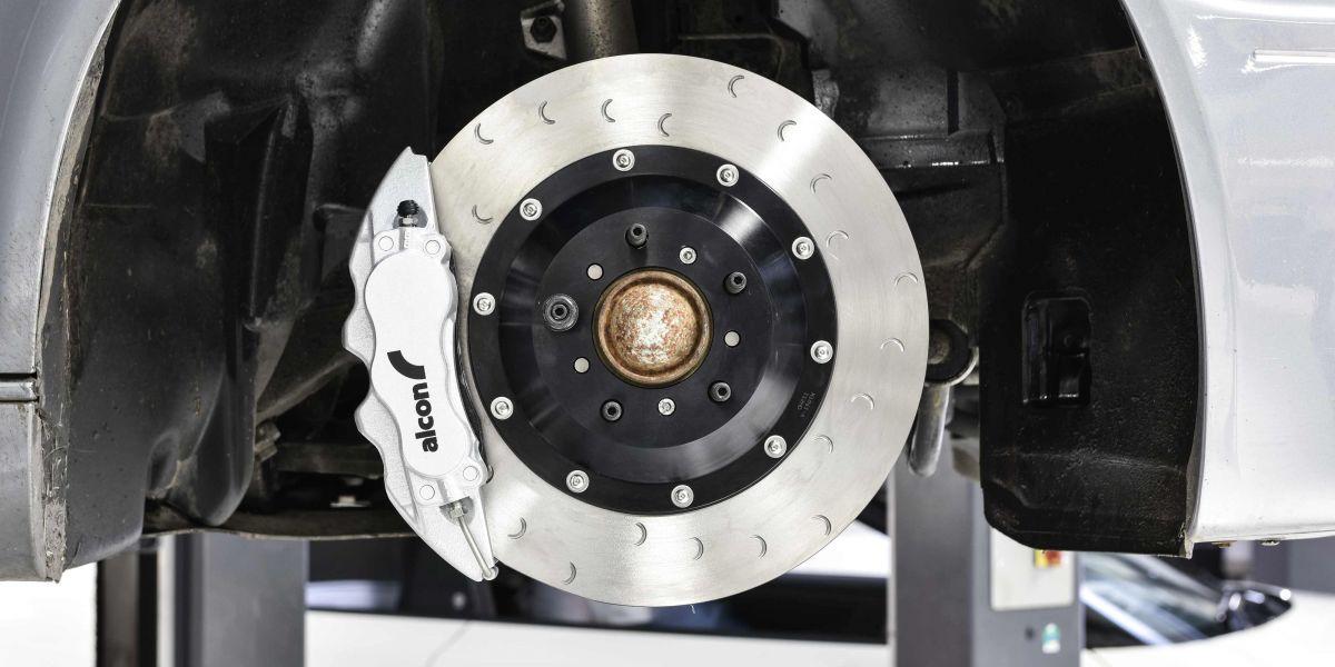 M3 E46 Alcon brakes