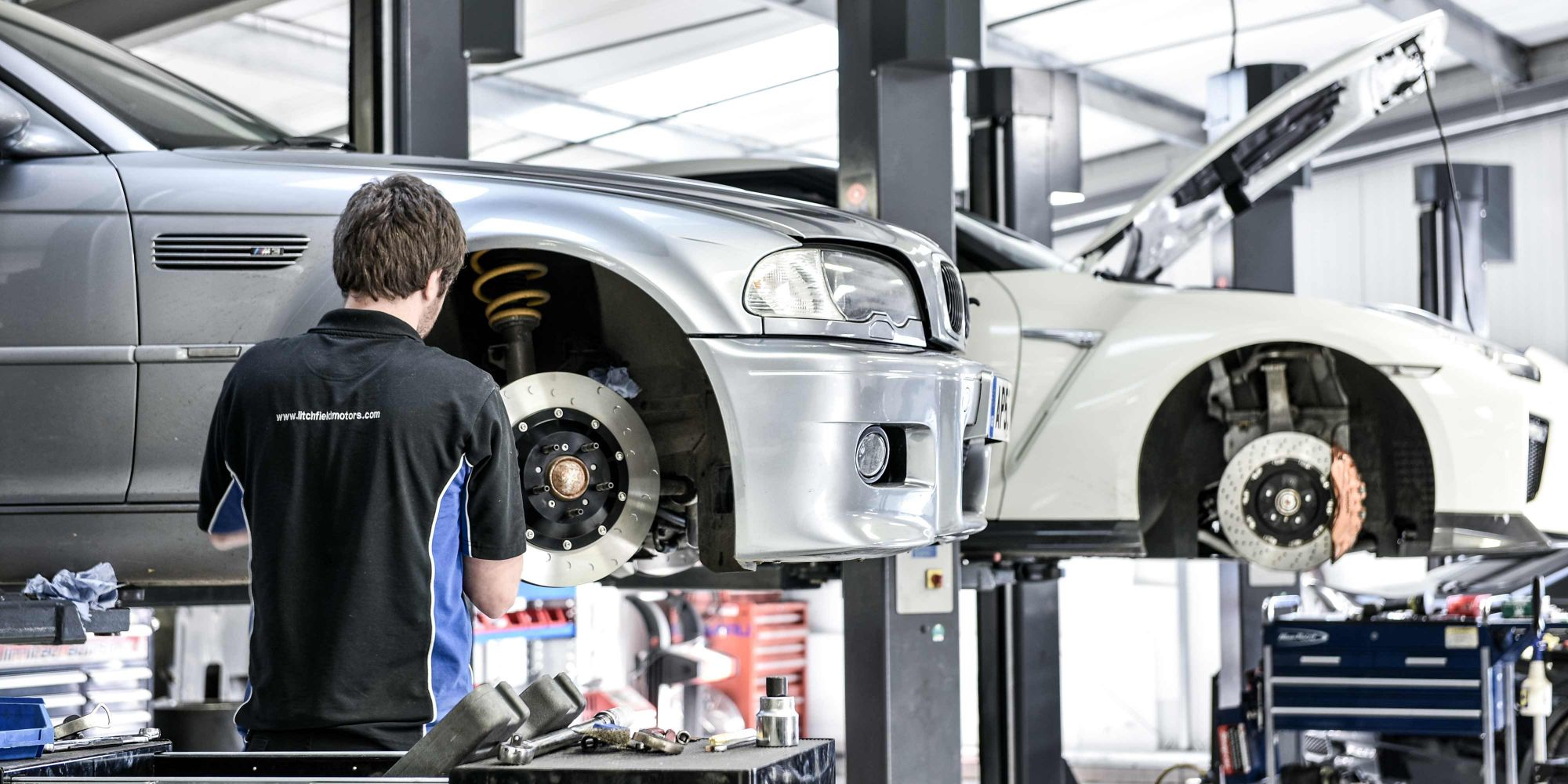 M3 E46 Brake Upgrades