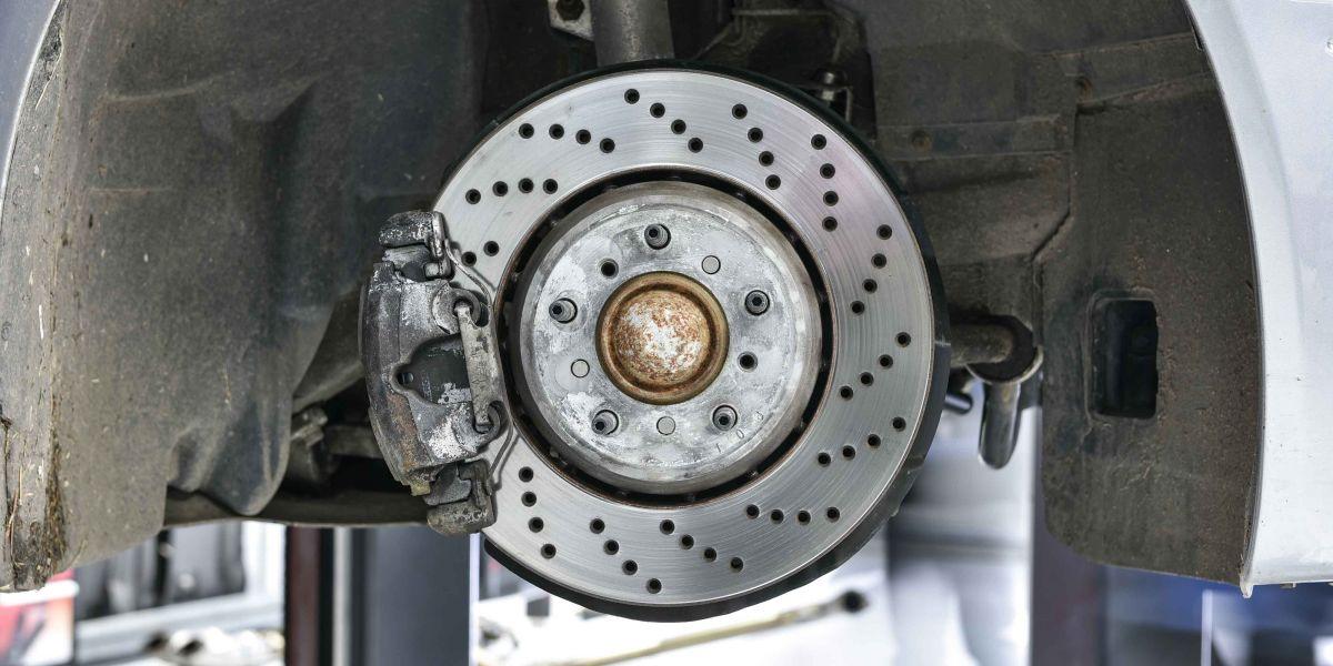 M3 E46 original brakes