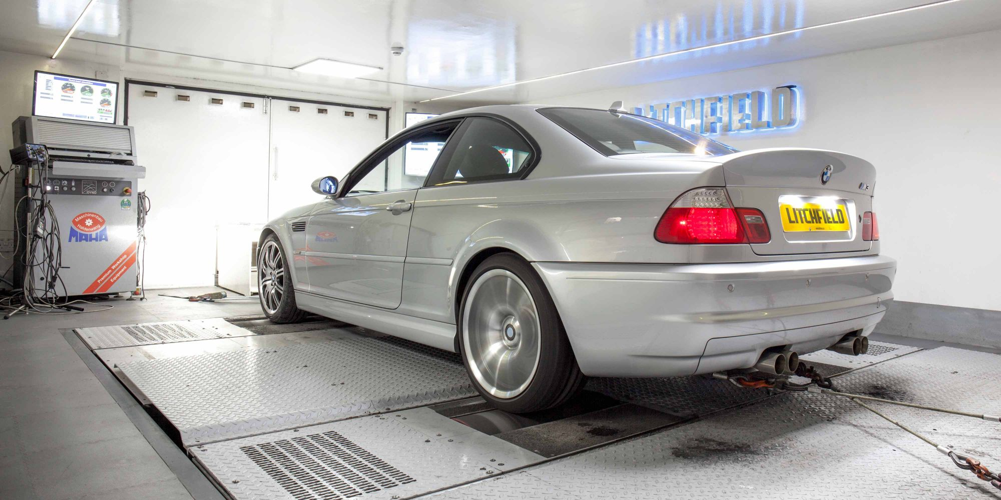 M3 E46 ECU Tuning | Litchfield Motors