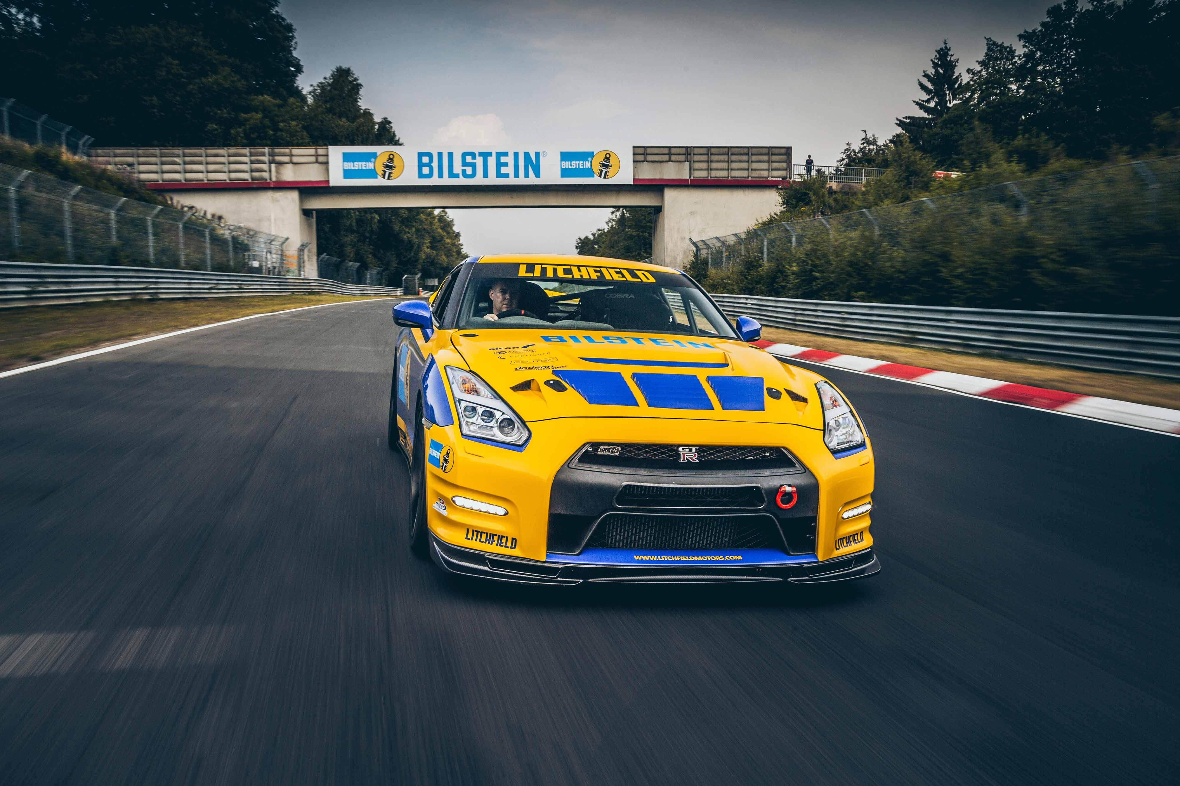 Bilstein development car