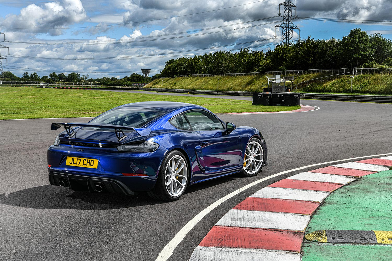GTS & GT4 exhaust development