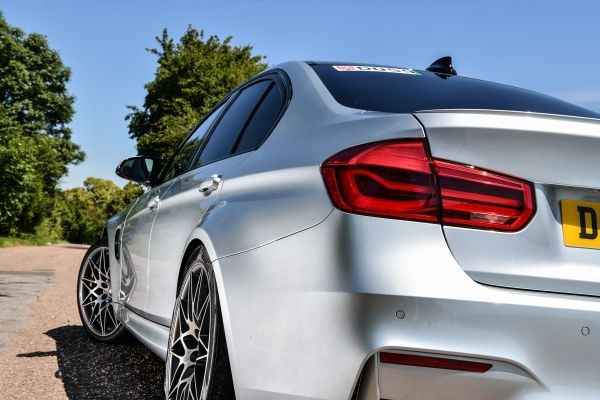 Paint Protection Spray covers the whole car