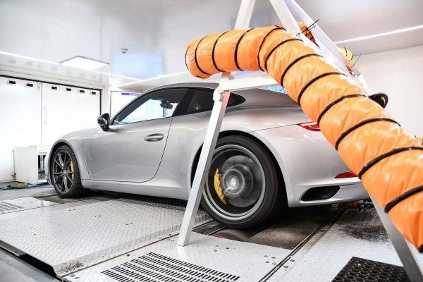 Porsche Carrera 3.0T tuning
