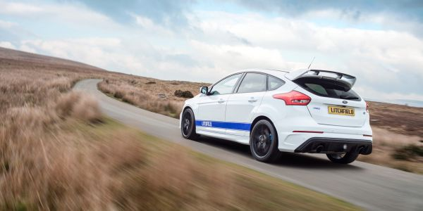Focus RS Road testing