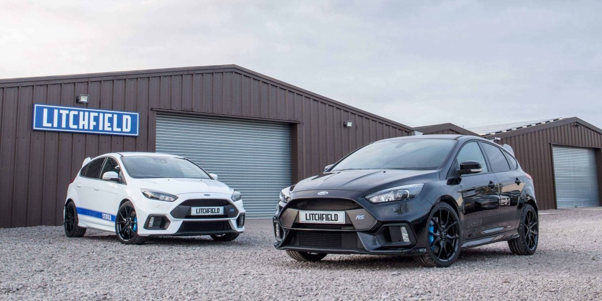 Focus RS test cars