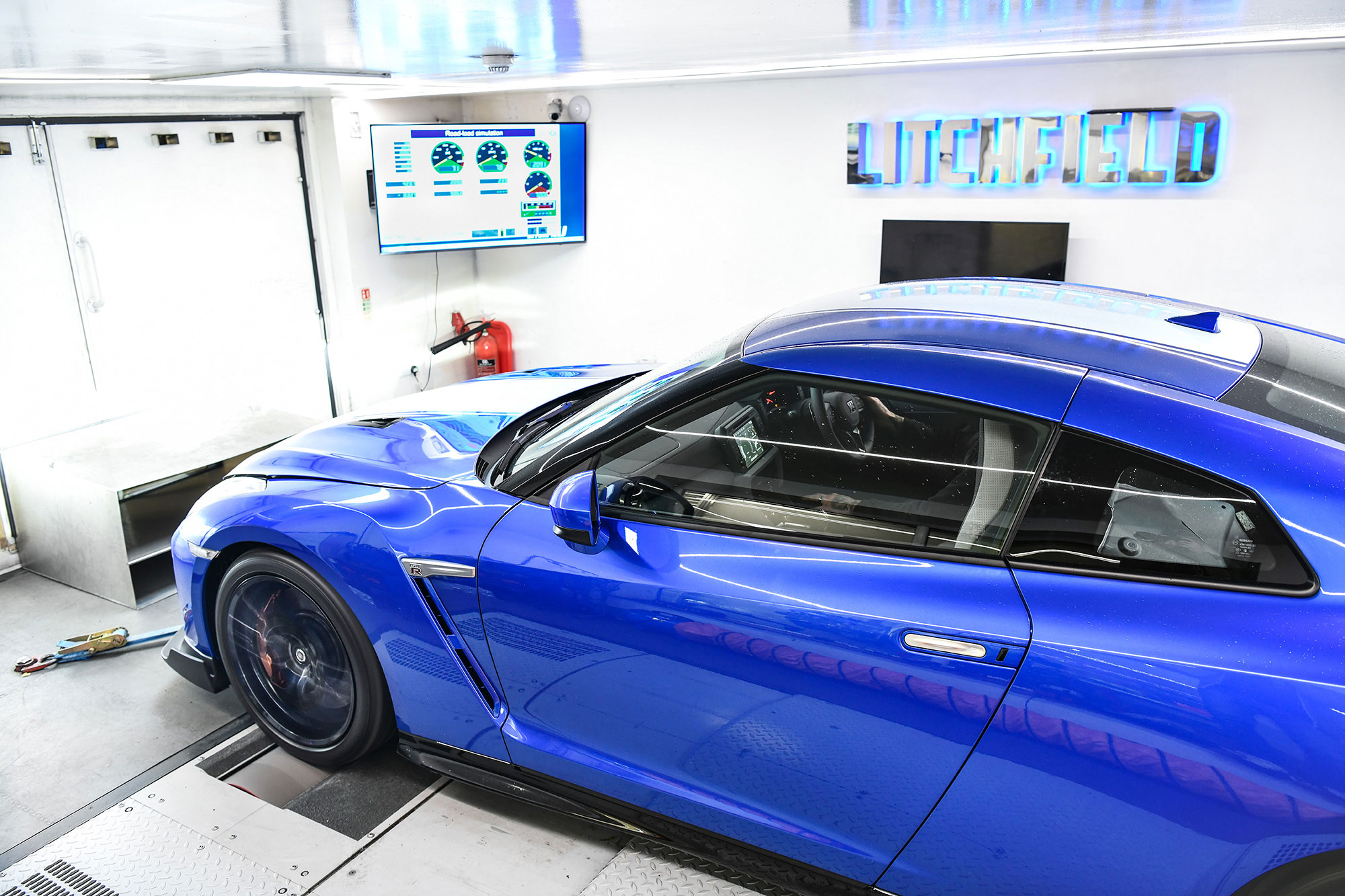 Ecutek Nissan GT-R software – Now with Live tuning!