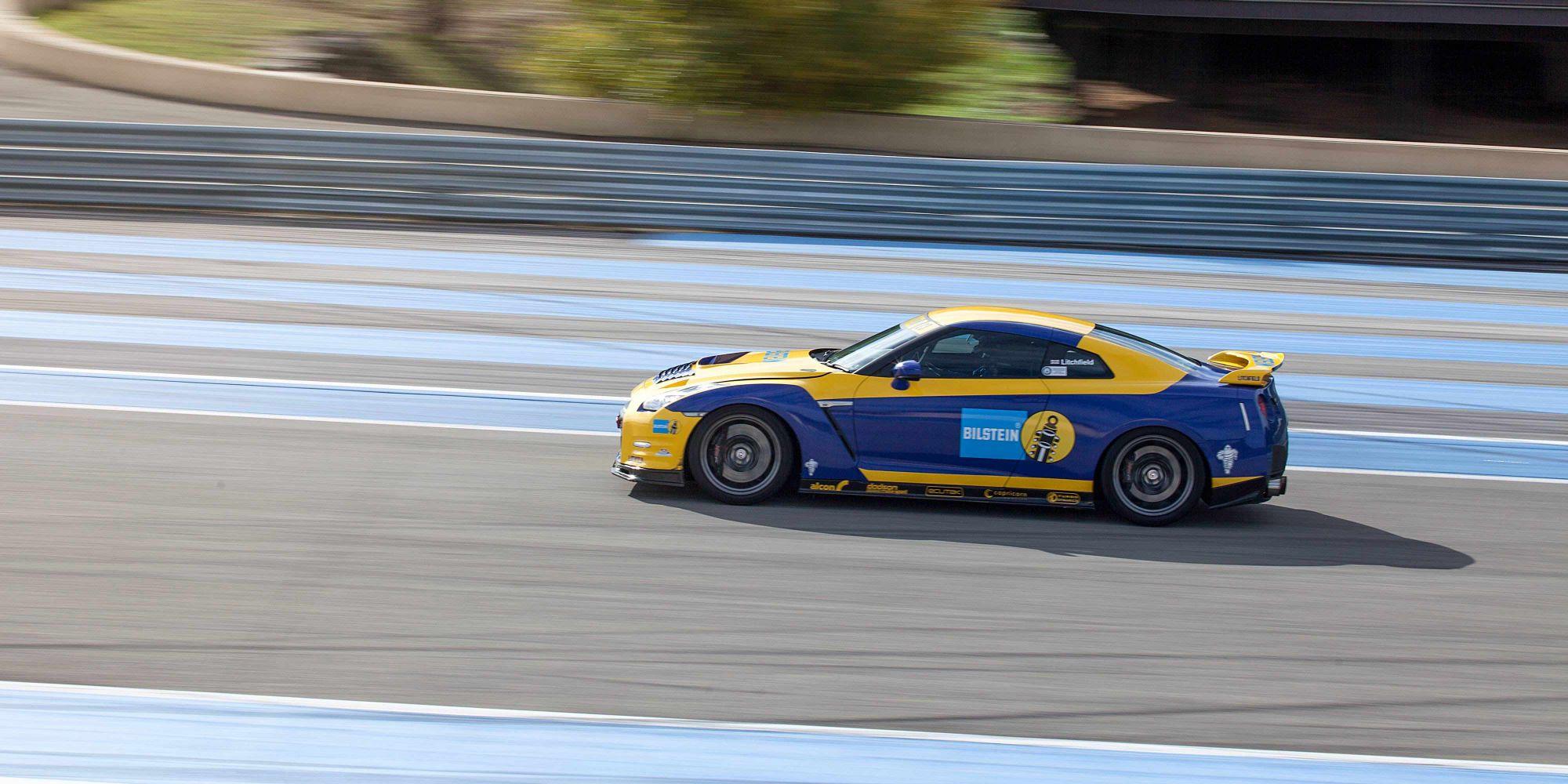Nissan GTR ECU tuning Ecutek