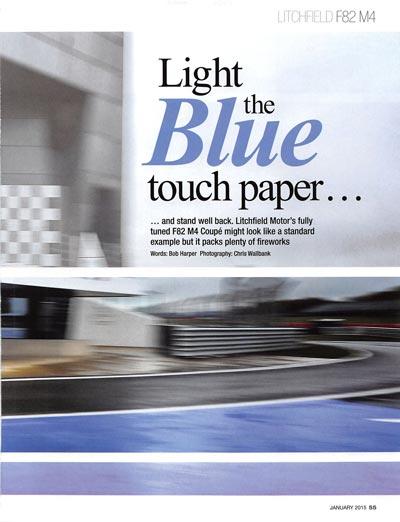 BMW Car magazine 3