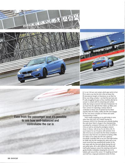 BMW Car magazine 4