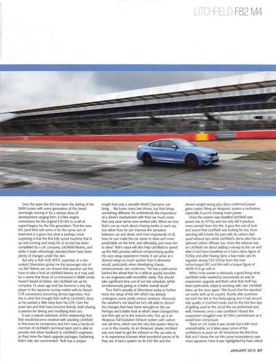 BMW Car magazine 5