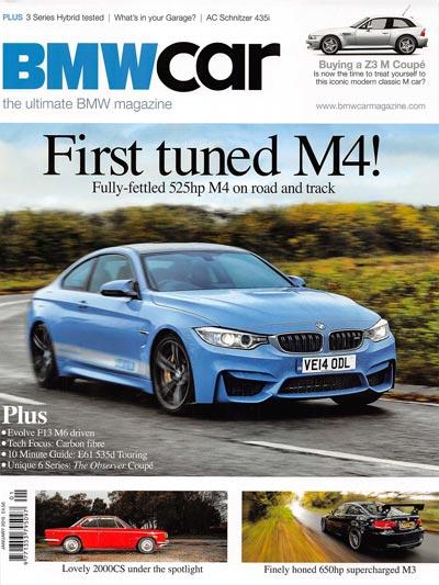 BMW Car magazine 1