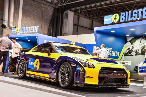 Litchfield LM1 RS wrapped in Bilstein colours