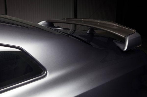 LM20 carbon fiber rear wing