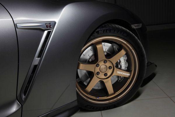 LM20 Rays Wheel