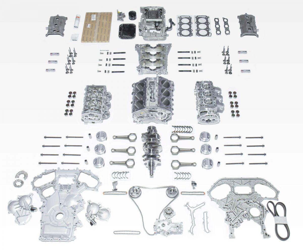 Litchfield GTR 3.8 engine