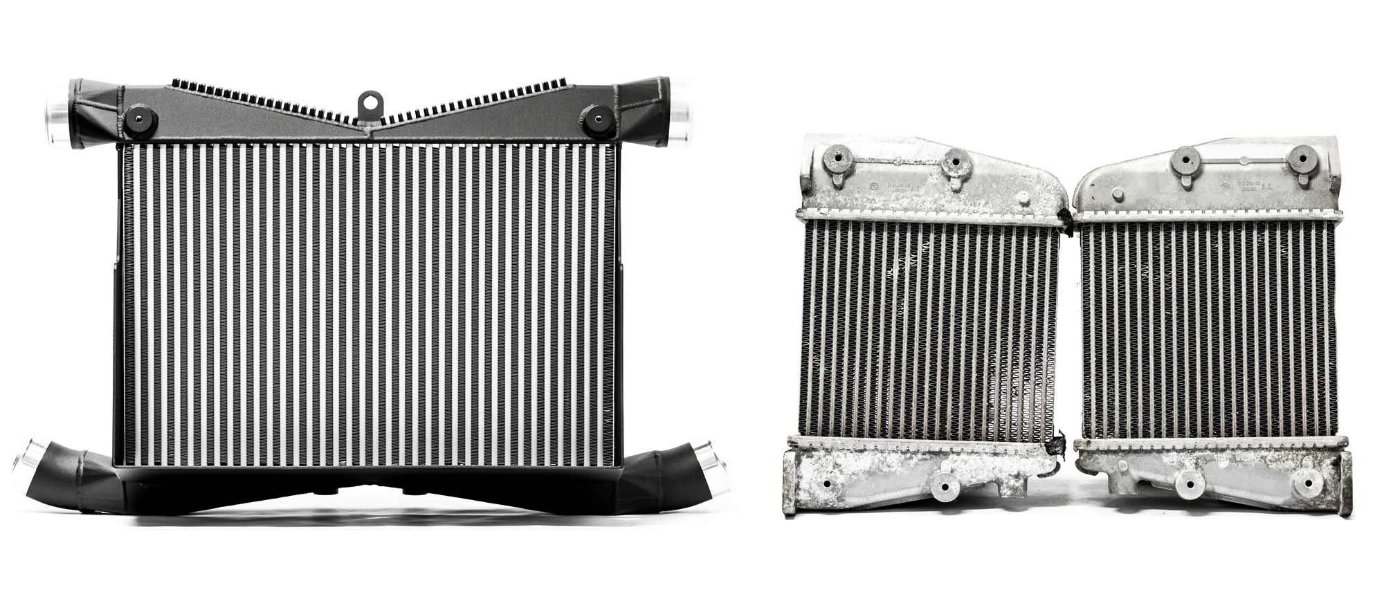 litchfield race intercooler comparison