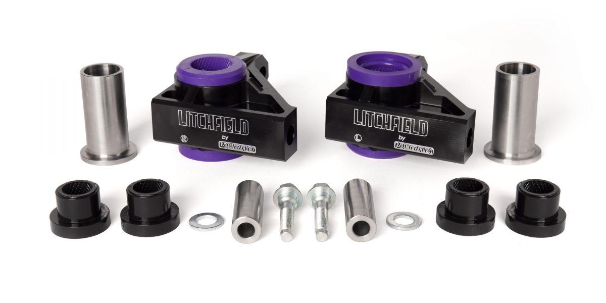 Nissan GTR handling kit