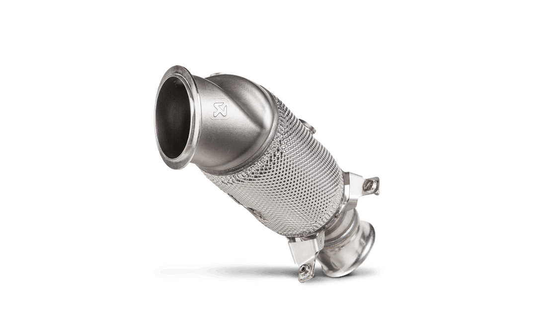 M2 Akrapovic Downpipe Road