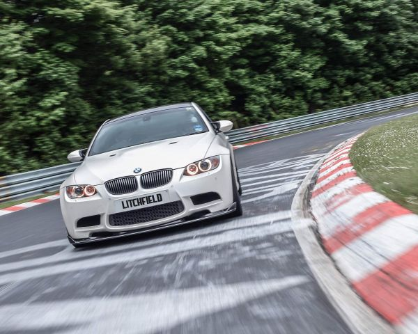 M3 Suspension & Handling