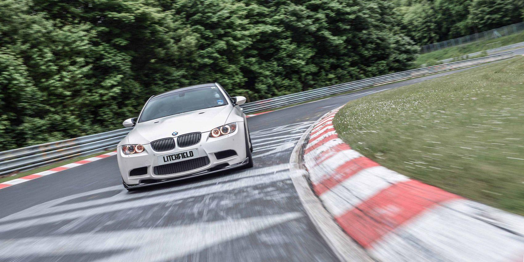 M3 nurburgring testing