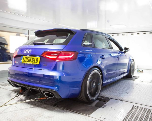 Audi RS3 Tuning