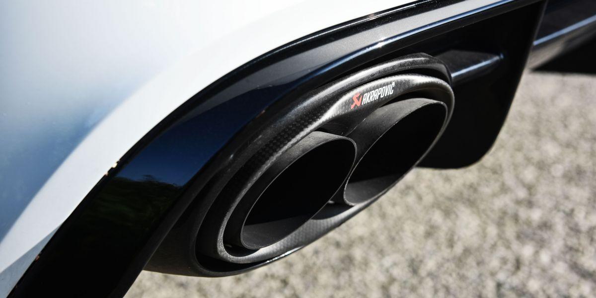 Audi RS6 Akrapovic