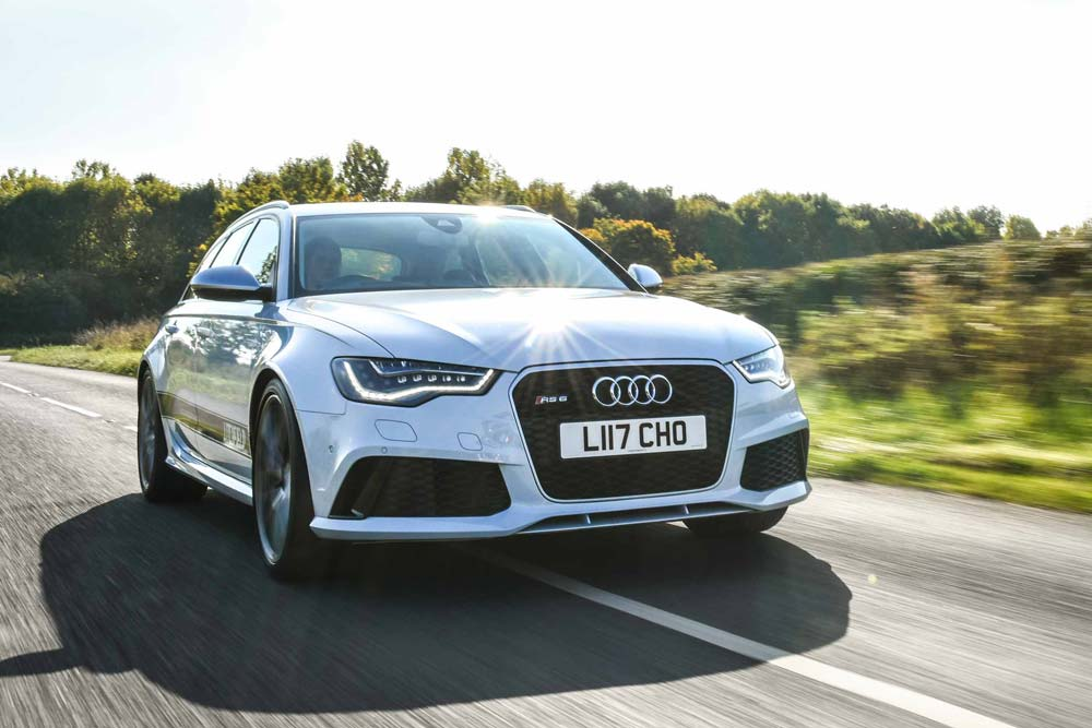 Litchfield RS6 Tuning Packages
