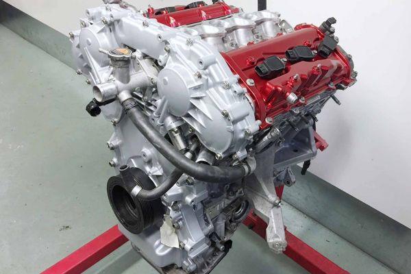 Litchfield GT-R engine