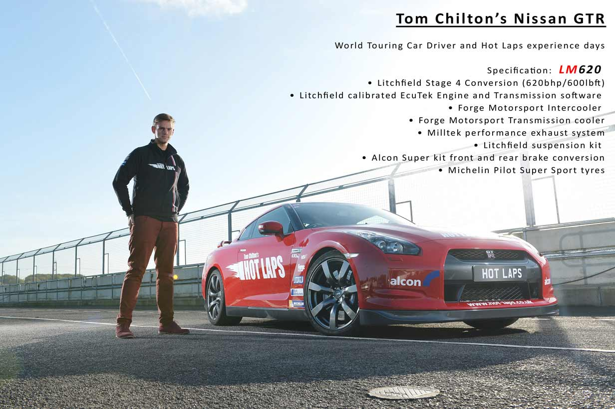 World and British Touring Car Driver Tom Chilton's Stage 4 upgrade