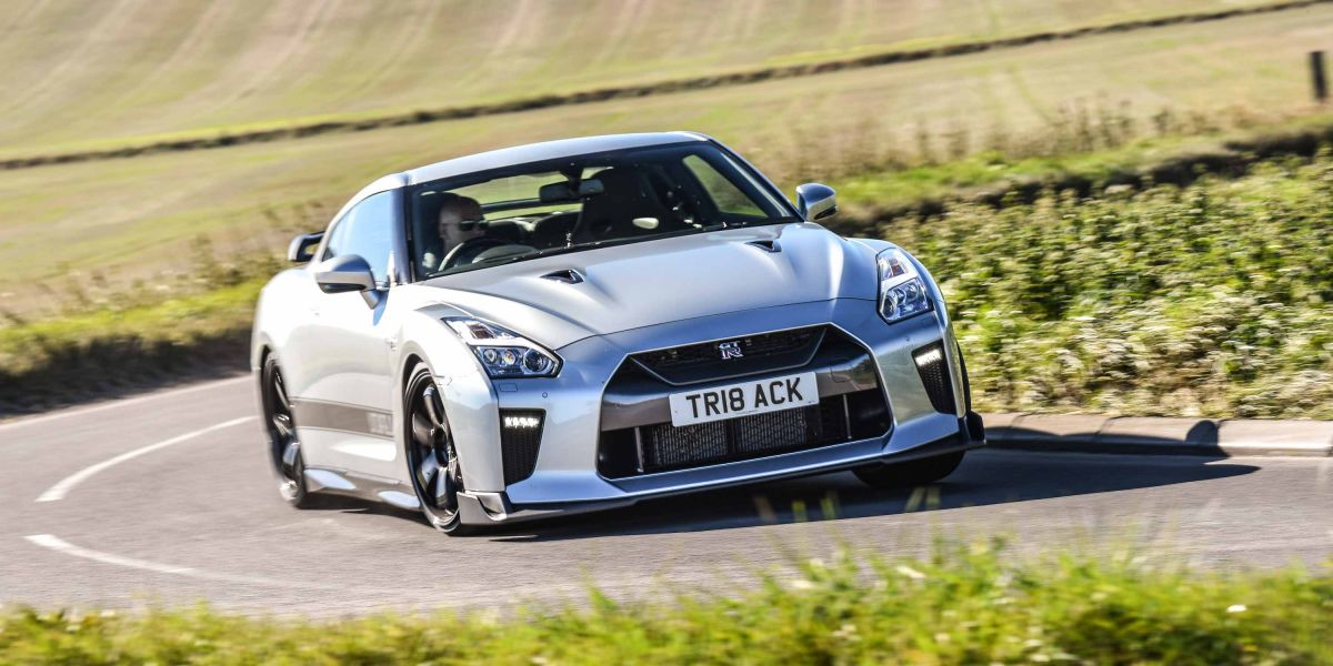 Track Edition GT-R Image
