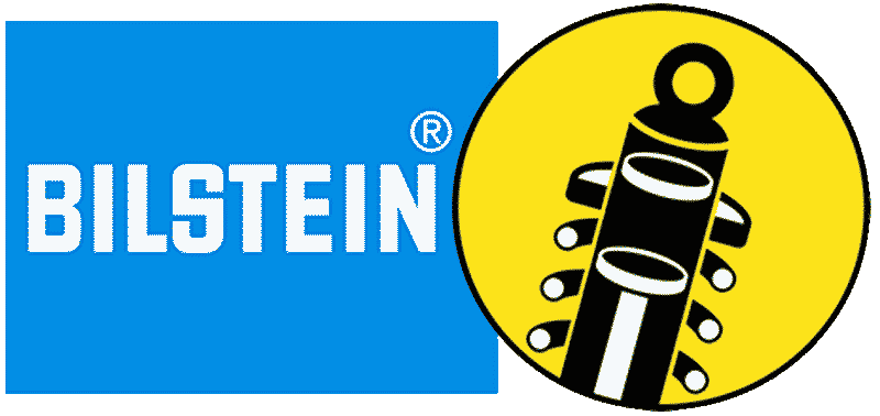 BILSTEIN – B6 Performance Shock Absorber – Front Right