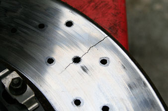 gtr damaged brakes 2