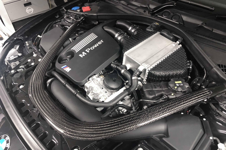 BMW F8x M3/M4 & M2 Competition Crank Hub issue