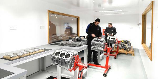 litchfield gtr engine servicing