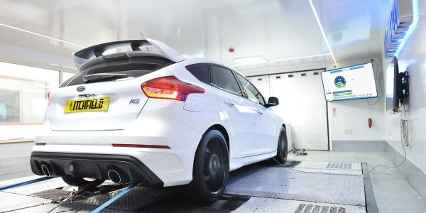 Focus RS Dyno tuning