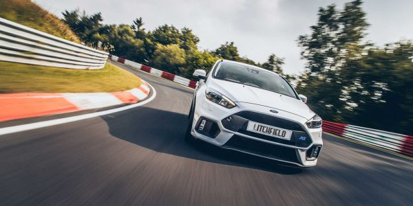 Focus RS Nurburgring testing