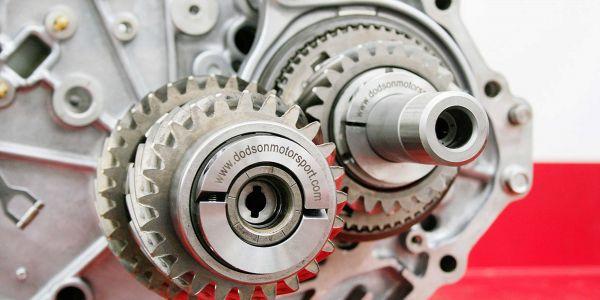 Nissan GTR Dodson gearbox parts 1