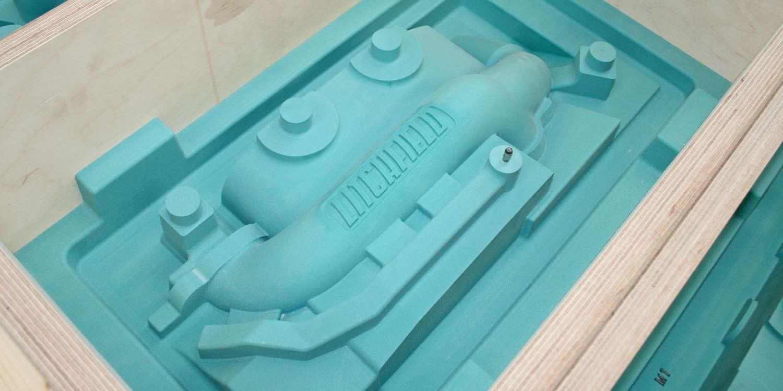 gtr-manifold-mould