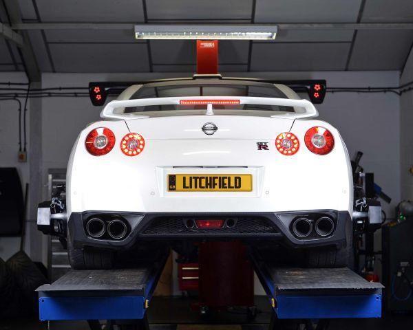 Litchfield GT-R Servicing
