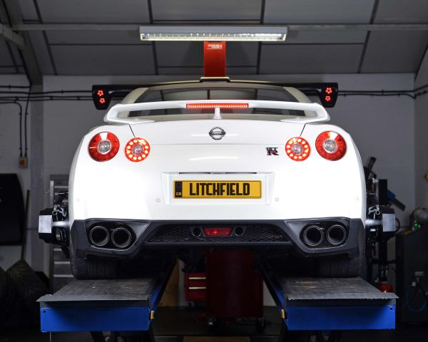 Litchfield GT-R Servicing