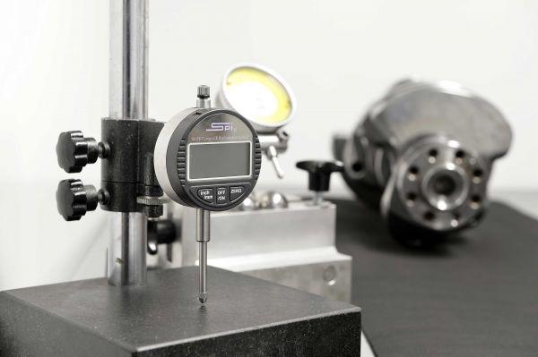 Engine building measuing equipment