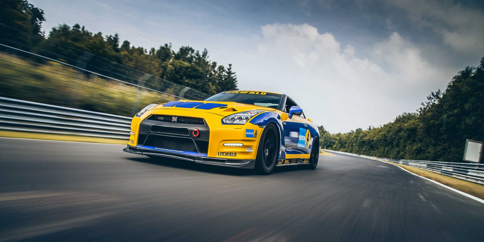 Nissan Gt R Tuning Litchfield Motors