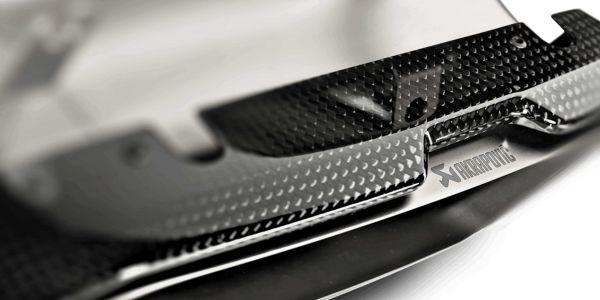 Audi R8 Akrapovic