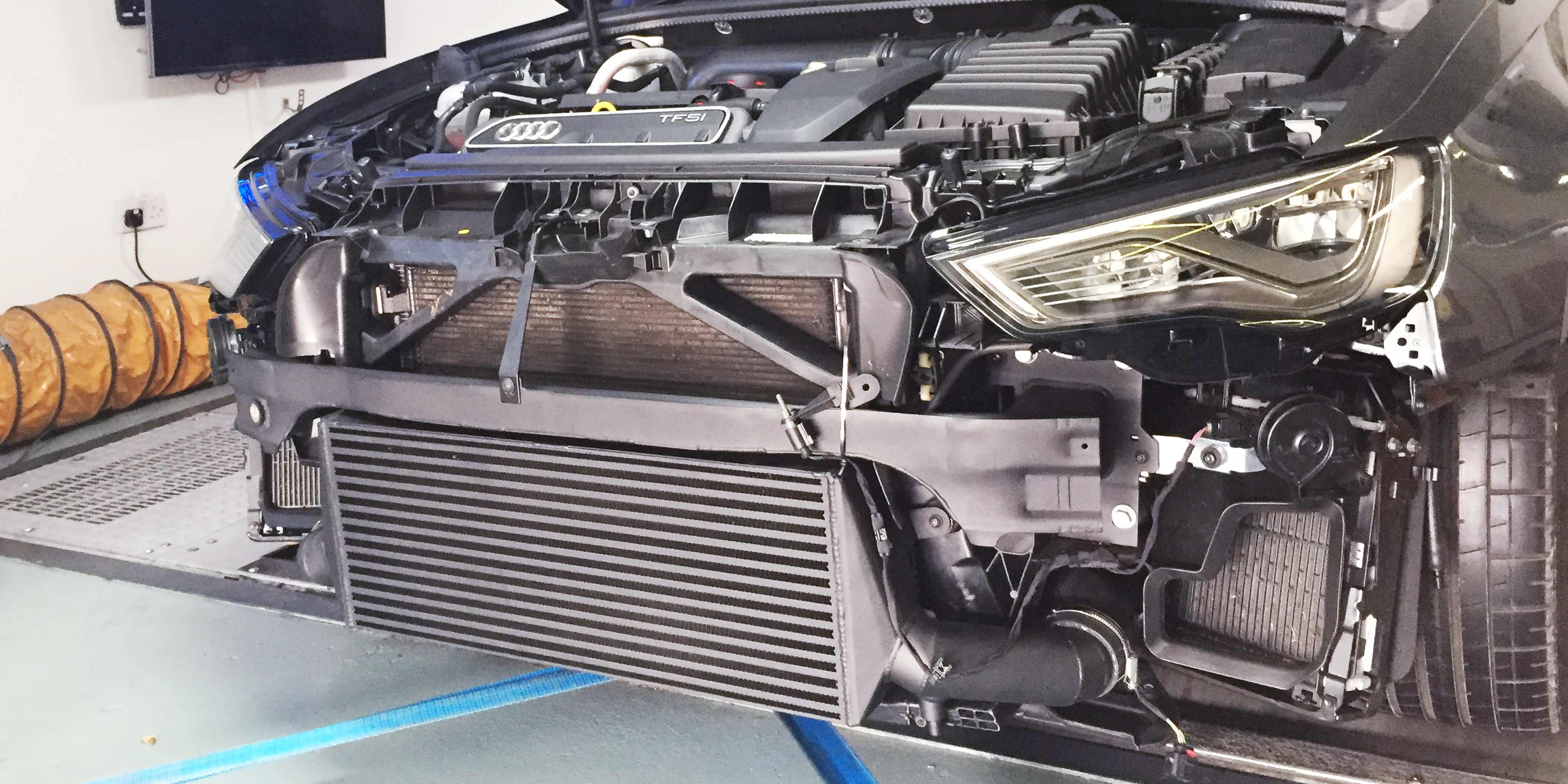 Audi RS3 Intercooler