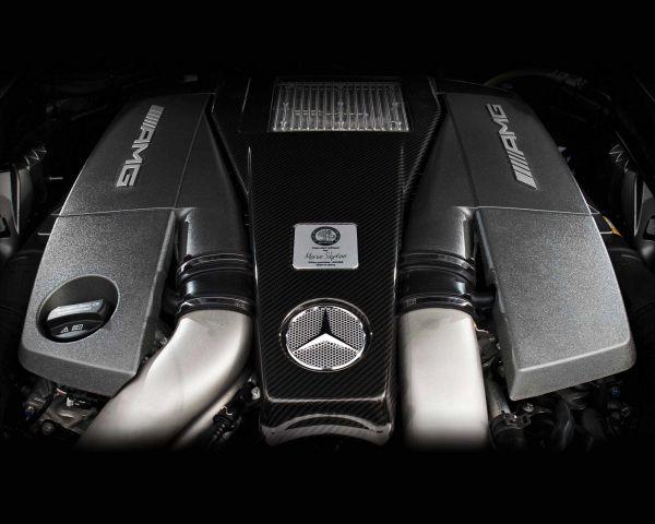 S63 AMG Tuning