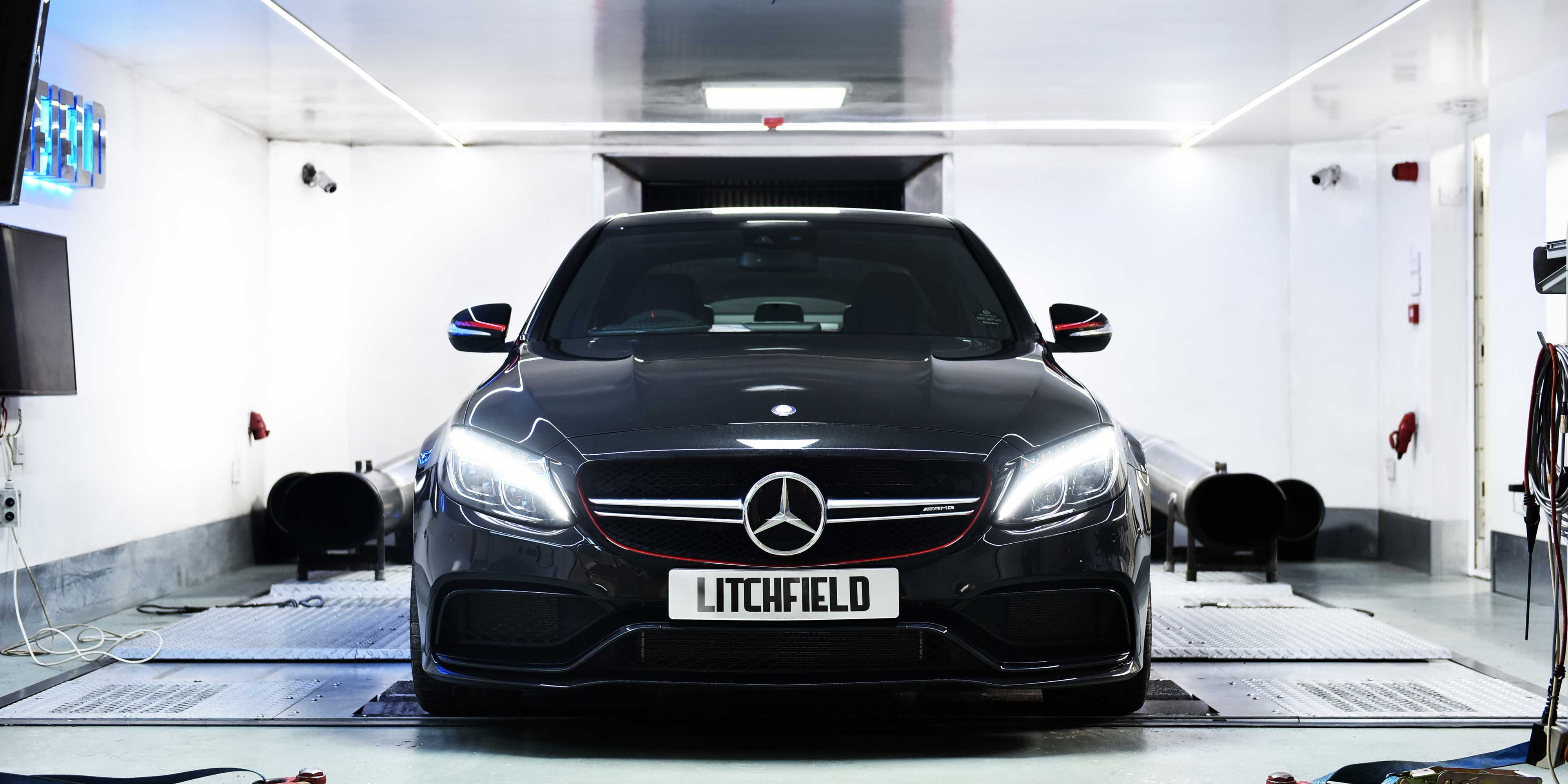 C63 AMG (205) | Litchfield Motors