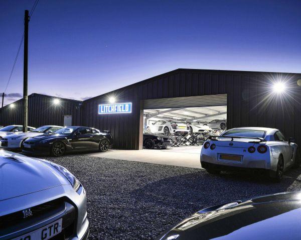 Litchfield GT-R Warranty